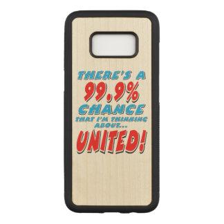 Capa Carved Para Samsung Galaxy S8 99,9% UNIDO (preto)