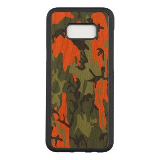 Capa Carved Para Samsung Galaxy S8+ As forças armadas do exército de Como da