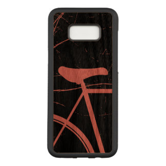 Capa Carved Para Samsung Galaxy S8+ Bicicletas desportivas