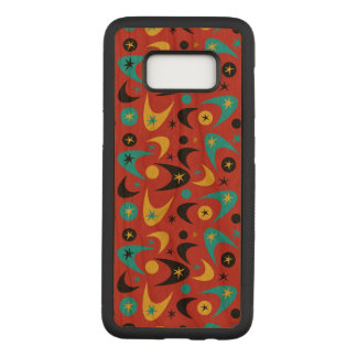 Capa Carved Para Samsung Galaxy S8 Bumerangues