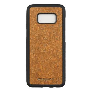 Capa Carved Para Samsung Galaxy S8 Camuflagem urbana