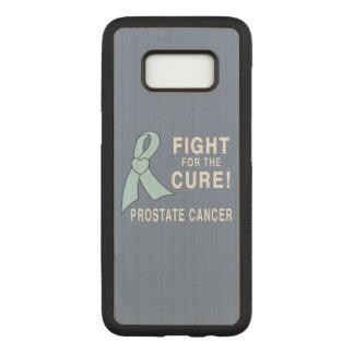 Capa Carved Para Samsung Galaxy S8 Cancro da próstata: Luta para a cura!
