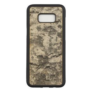 Capa Carved Para Samsung Galaxy S8+ caso de pedra resistido