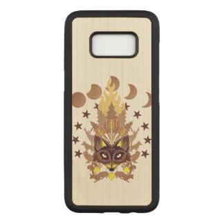 Capa Carved Para Samsung Galaxy S8 Colagem dos animais selvagens