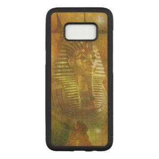 Capa Carved Para Samsung Galaxy S8 Egipto - uma beleza do Médio Oriente