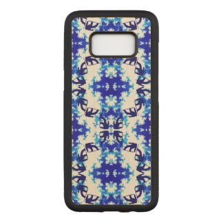 Capa Carved Para Samsung Galaxy S8 Esporte da snowboarding do azulejo do céu do