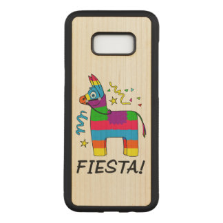 Capa Carved Para Samsung Galaxy S8+ Festa do Pinata!