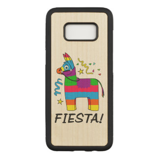 Capa Carved Para Samsung Galaxy S8 Festa do Pinata!