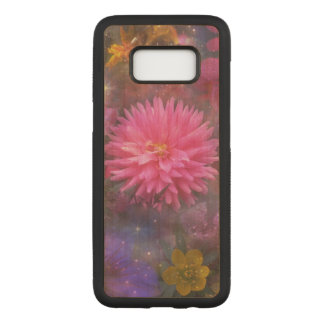 Capa Carved Para Samsung Galaxy S8 Flores - a maneira da natureza do sorriso