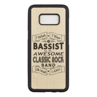 Capa Carved Para Samsung Galaxy S8 Grupo de rock clássico impressionante do BAIXISTA