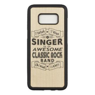 Capa Carved Para Samsung Galaxy S8 Grupo de rock clássico impressionante do CANTOR