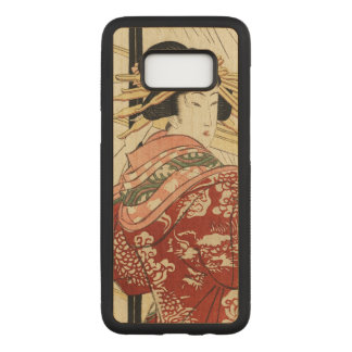 Capa Carved Para Samsung Galaxy S8 Hikeyotsu nenhum yoru nenhum ame (impressão do