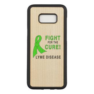 Capa Carved Para Samsung Galaxy S8+ Luta da doença de Lyme para a cura