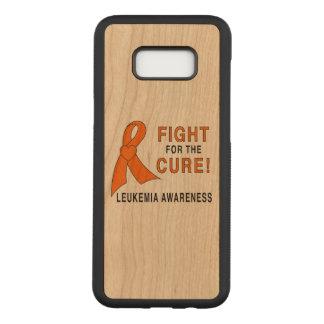 Capa Carved Para Samsung Galaxy S8+ Luta da leucemia para a cura