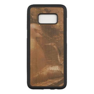Capa Carved Para Samsung Galaxy S8 Marismas - parque nacional em Florida