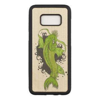 Capa Carved Para Samsung Galaxy S8 Peixes tropicais coloridos
