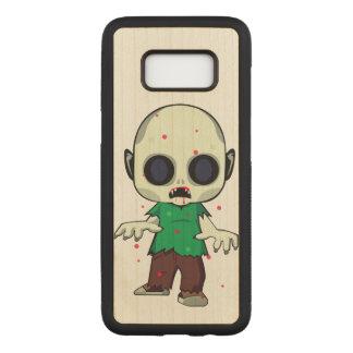 Capa Carved Para Samsung Galaxy S8 Pirralho do zombi