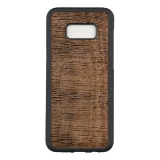 Capa Carved Para Samsung Galaxy S8+ Prancha de madeira áspera sobre