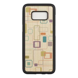 Capa Carved Para Samsung Galaxy S8 Quadrado da modificação impresso no caso de