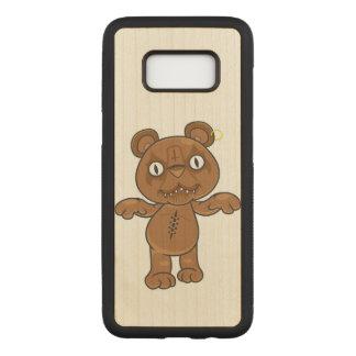 Capa Carved Para Samsung Galaxy S8 Rei Ursinho