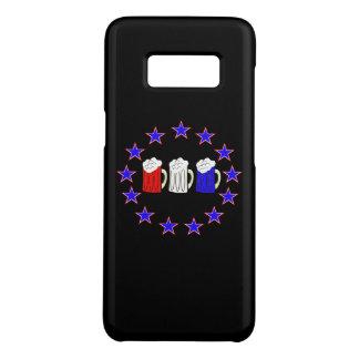 Capa Case-Mate Samsung Galaxy S8 3 Beercent da independência