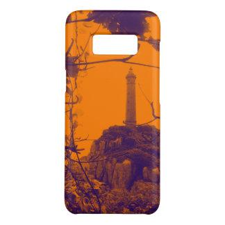 Capa Case-Mate Samsung Galaxy S8 A foto a mais alta a mais velha da laranja do