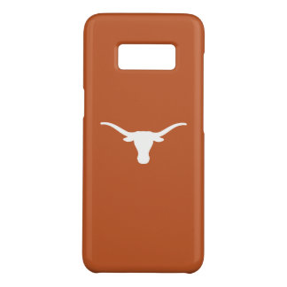 Capa Case-Mate Samsung Galaxy S8 A Universidade do Texas | engancha-os chifres