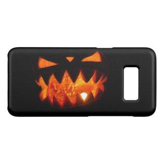 Capa Case-Mate Samsung Galaxy S8 Abóbora do Dia das Bruxas
