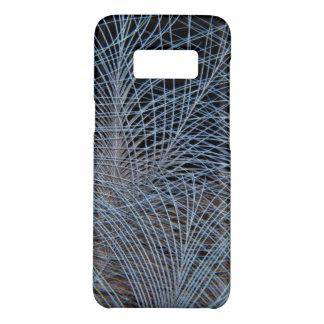 Capa Case-Mate Samsung Galaxy S8 Abstrato cinzento da pena