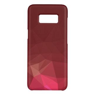 Capa Case-Mate Samsung Galaxy S8 Abstrato & design geométrico moderno - escarlate
