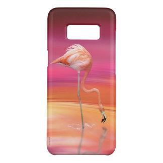 Capa Case-Mate Samsung Galaxy S8 Acrobata do flamingo