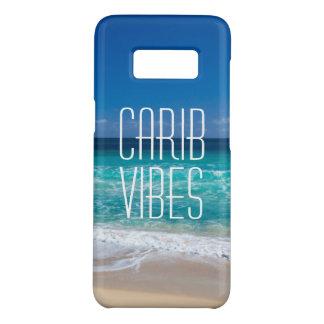 Capa Case-Mate Samsung Galaxy S8 Água tropical de turquesa da praia das impressões