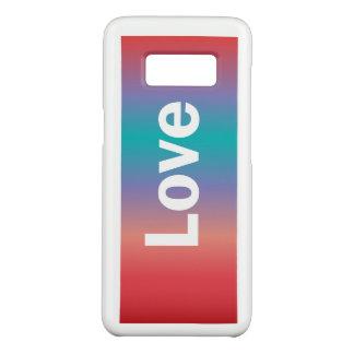 Capa Case-Mate Samsung Galaxy S8 Amor colorido