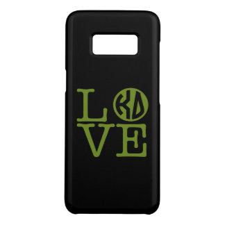 Capa Case-Mate Samsung Galaxy S8 Amor do delta do Kappa