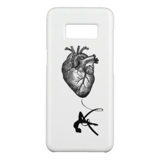 Capa Case-Mate Samsung Galaxy S8 Anatomia do coração - acrobata aérea