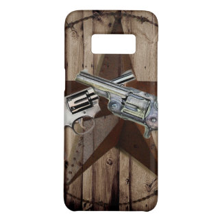 Capa Case-Mate Samsung Galaxy S8 arma dupla rústica do país ocidental do vaqueiro