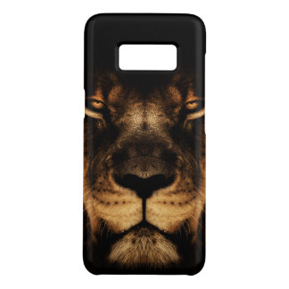 Capa Case-Mate Samsung Galaxy S8 Arte africana da cara do leão