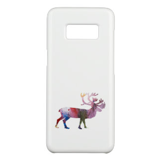 Capa Case-Mate Samsung Galaxy S8 Arte do caribu