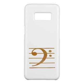 Capa Case-Mate Samsung Galaxy S8 Arte do Clef baixo