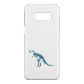 Capa Case-Mate Samsung Galaxy S8 Arte do esqueleto do rex do tiranossauro