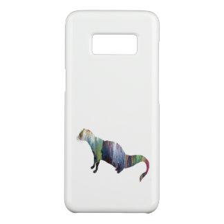 Capa Case-Mate Samsung Galaxy S8 Arte do mangusto