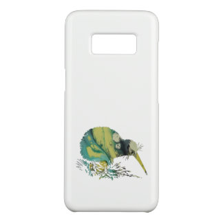 Capa Case-Mate Samsung Galaxy S8 Arte do pássaro do quivi