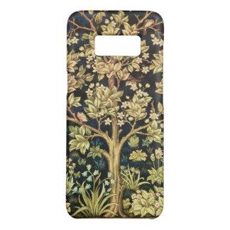 Capa Case-Mate Samsung Galaxy S8 Árvore de William Morris do Pre-Raphaelite do