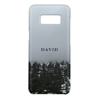 Capa Case-Mate Samsung Galaxy S8 Árvores nevado da montanha da lava