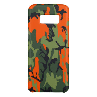 Capa Case-Mate Samsung Galaxy S8 As forças armadas do exército de Como da