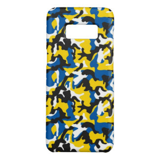 Capa Case-Mate Samsung Galaxy S8 As forças armadas pretas amarelas do exército de