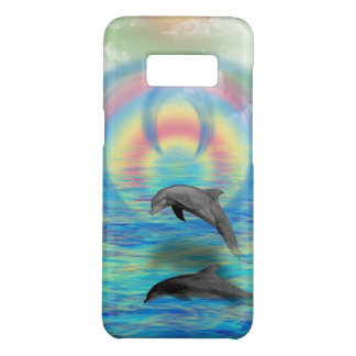 Capa Case-Mate Samsung Galaxy S8 Ascensão do golfinho