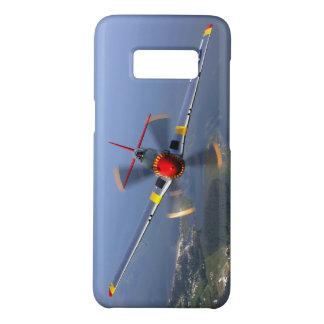 Capa Case-Mate Samsung Galaxy S8 Aviões de lutador do mustang P-51