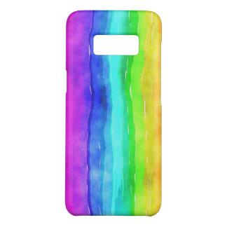 Capa Case-Mate Samsung Galaxy S8 Bandeira do símbolo do orgulho que dá uma