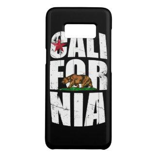 Capa Case-Mate Samsung Galaxy S8 Bandeira do urso de Califórnia